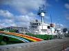 Greenpeace Schiff Sirius - 6