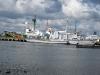 Greenpeace vs Kriegsschiff