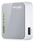 OpenWRT on TP-Link MR3020 as infopoint with local webserver